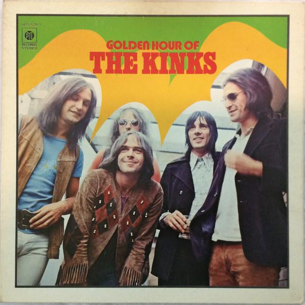 Golden Hour Of The Kinks (JP)
