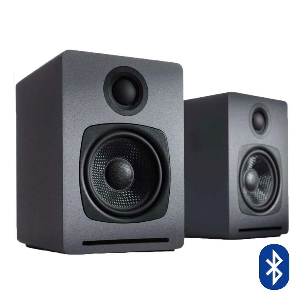 Parlantes Bluetooth A1 Gris