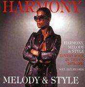 Harmony - Melody & Style Vol. 01