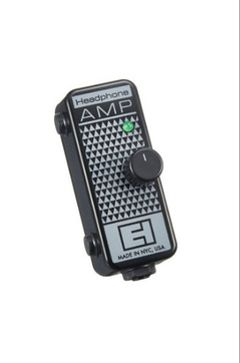 Pedal Headphone Amp