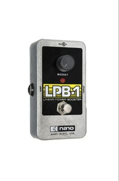 Pedal LPB-1 · Linear Power Booster Preamp