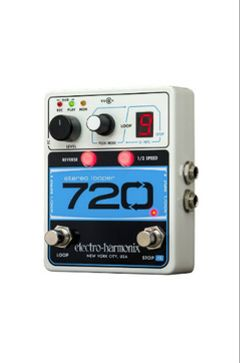 Pedal 720 Stereo Looper