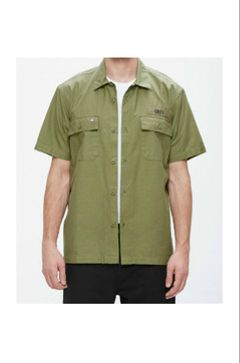 Camisa Mission Military Woven