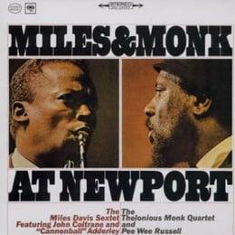Miles & Monk At Newport (Mono)