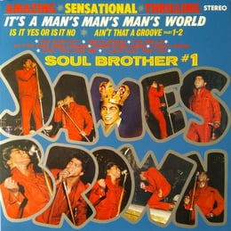 It's A Man's Man's World: Soul Brother #1