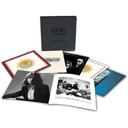 1972-1974 (5LP + Libro Box Set)