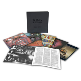 1969-1972 (5LP + Libro Box Set)
