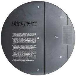 Plato de calibración Geo-Disc