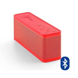 Parlante Bluetooth MP260 Rojo