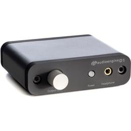 DAC D1 (24-bit) / Amplificador de Audífonos