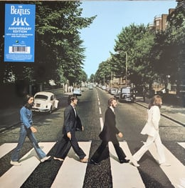 Abbey Road (Anniversary Edition)