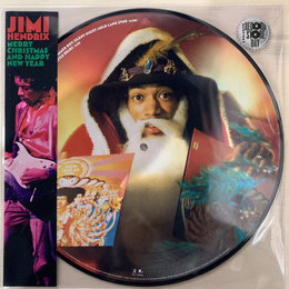 Merry Christmas and Happy New Year (Picture Disc)