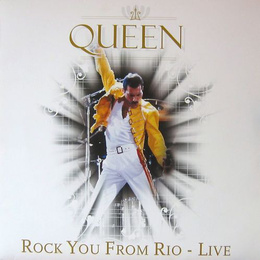 Rock You From Rio - 1985