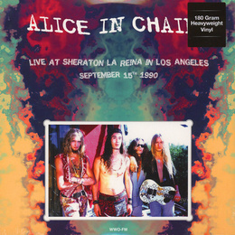 Live At Sheraton La Reina In Los Angeles, September 15th 1990