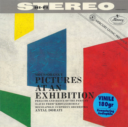 Mussorgsky-Pictures At An Exhibition / Khovanshchina