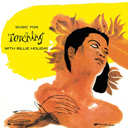 Music For Torching With Billie Holiday