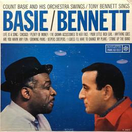 Basie Swings/Benneth Sings