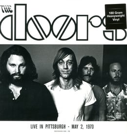 Live In Pittsburgh - May 2, 1970