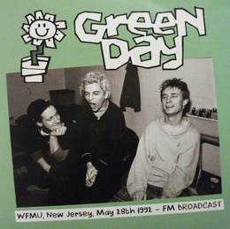 WFMU, New Jersey, May 28th 1992 - FM Broadcast