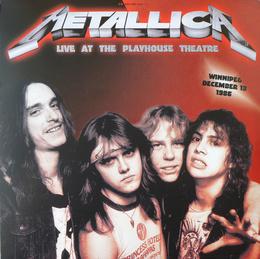 Live At The Playhouse Theatre Winnipeg December 13 1986