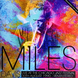 Live At The Chicago Jazz Festival 1990