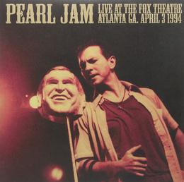 Live At The Fox Theatre, Atlanta GA. April 3 1994