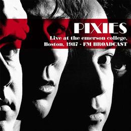 Live At The Emerson College, Boston, 1987 - FM Broadcast