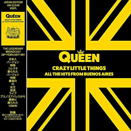 Crazy Little Things - All The Hits From Buenos Aires