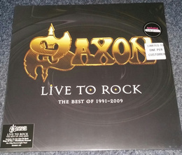 Live To Rock: The Best Of 1991-2009