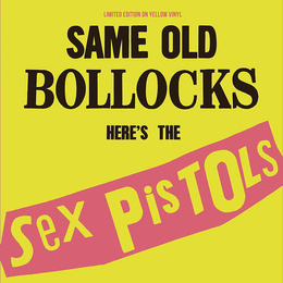 Same Old Bollocks Here's The Sex Pistols