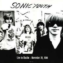 Live In Austin – November 26, 1988