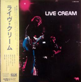Live Cream (JP)