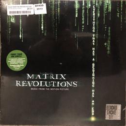 Matrix Revolutions: The Motion