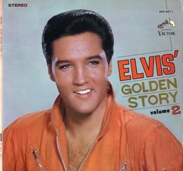 Elvis' Golden Story - Volume 2 (JP)
