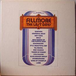 Fillmore - The Last Days (JP)