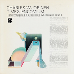 Time's Encomium (For Synthesized & Processed Synthesized Sound)