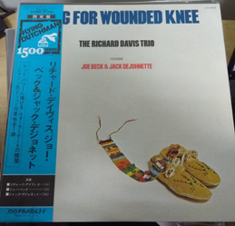 Song For Wounded Knee (JP, OBI)