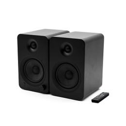 Parlantes YU5 Bluetooth Negros (Ex Muestra)