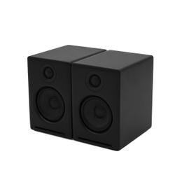 Parlantes A2+ Bluetooth Negros (Ex Muestra)