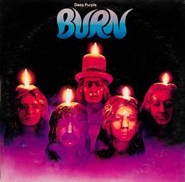 Deep Purple – Burn (JP)