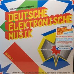 Deutsche Elektronische Musik (Record B)