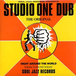 Studio 1 Dub LP