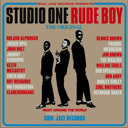 Studio 1 Rude Boy  LP