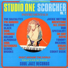 Studio 1 Scorcher 2