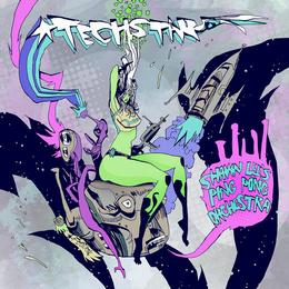 Techstar: Original Score (LP)