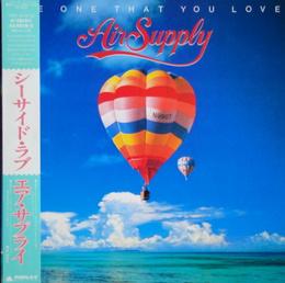 The One That You Love (OBI, JP)