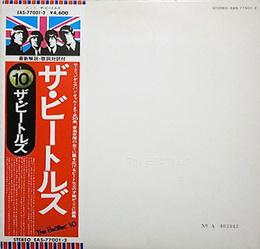 The Beatles (OBI, JP)