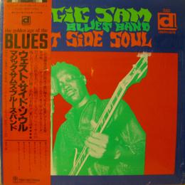 West Side Soul (OBI, JP)