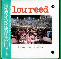Live in Italy (OBI, JP)