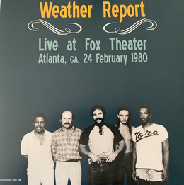 Live at Fox Theater